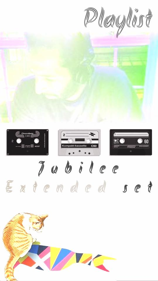 Playlist with Jubilee at Eighteenth Street Lounge