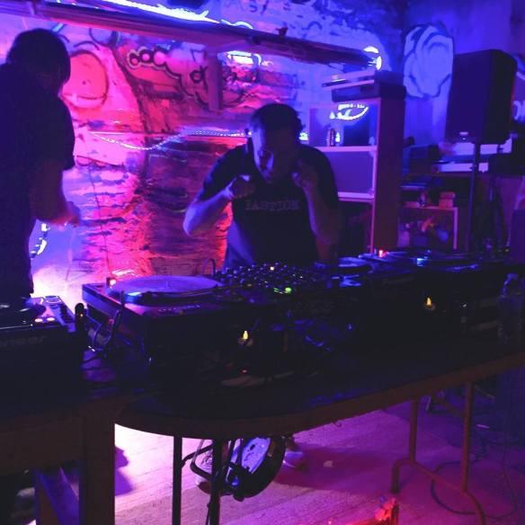 off the record. Halloween with Luv Jam, Dj Nav & Samantha F at Secret Location