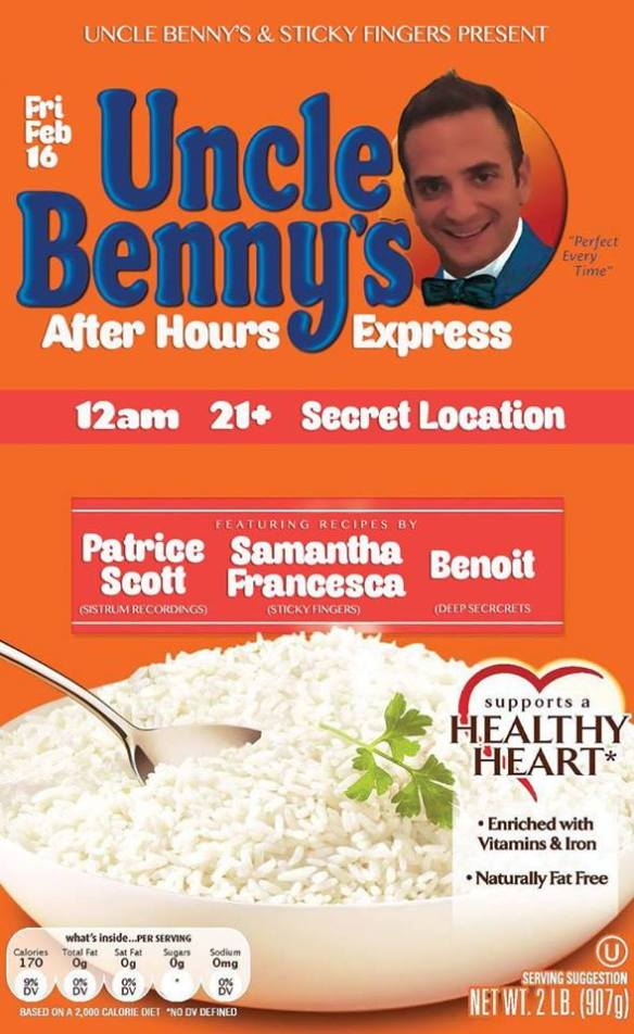 uncle bennys afterhours express