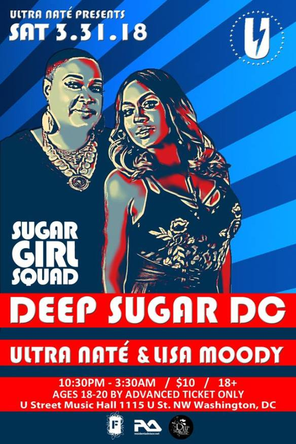 deep sugar dc saturday