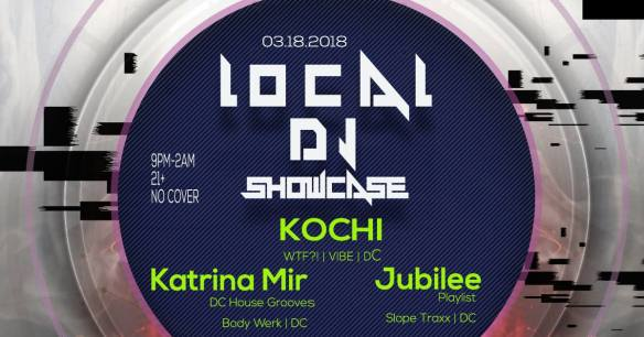 local dj showcase