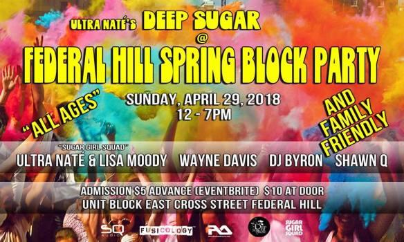deep sugar block party