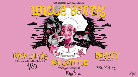 uncle bennys rick wilhite
