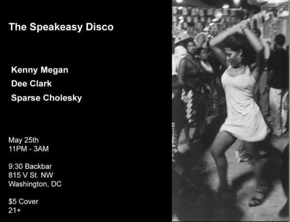 speakeasy disco