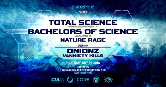 cadence total science