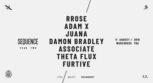 rrose adam x sequence