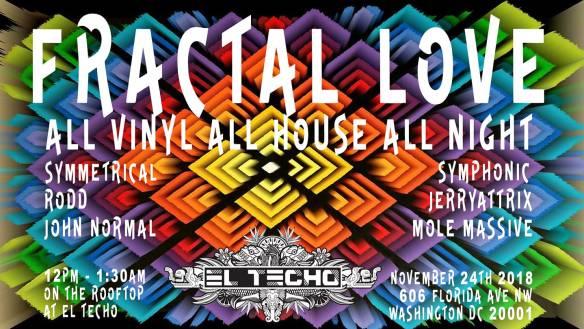 fractal love at el techo
