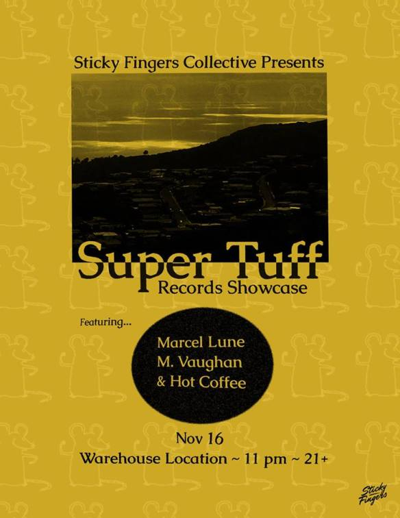 super tuff label night