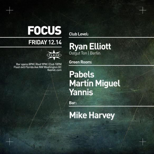 focus ryan elliot