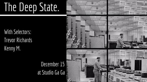 the deep state studio ga ga