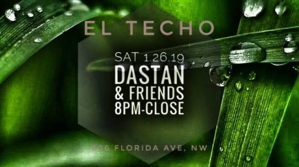 Dastan and Friends at El Techo