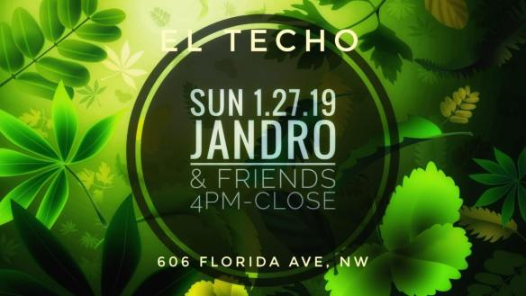 Jandro and Friends at El Techo