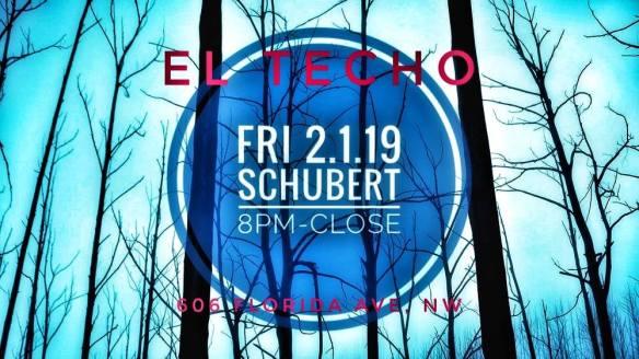 Schubert at El Techo