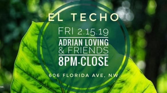 Adrian Loving & Friends