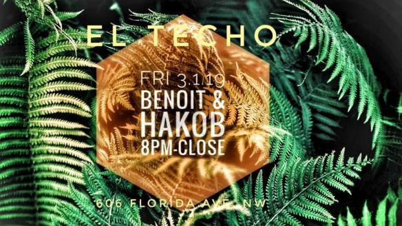 Benoit & Hakob at El Techo