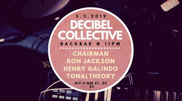 decibel collective backbar