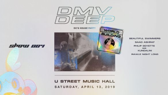 dmv deep at u street music hall