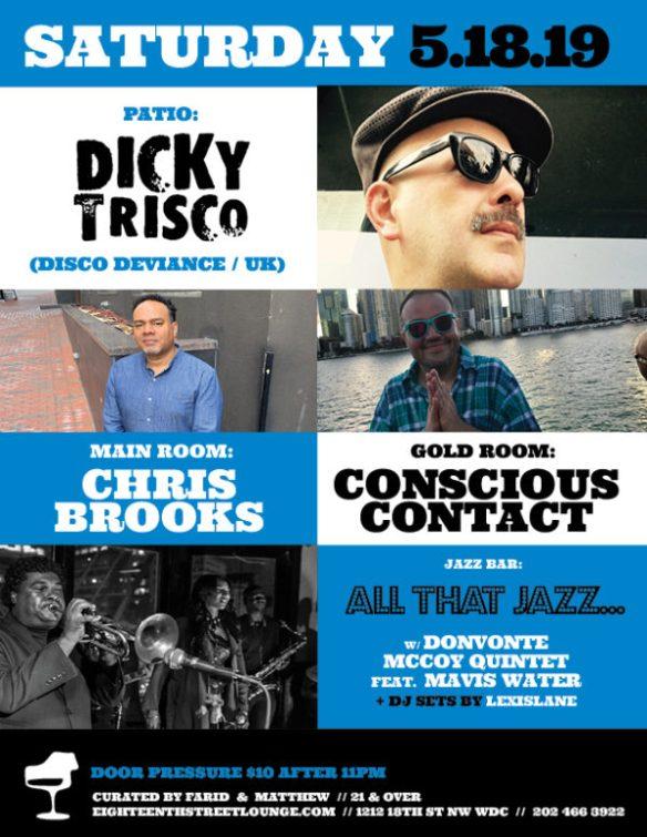 ESL Saturday Dicky Trisco