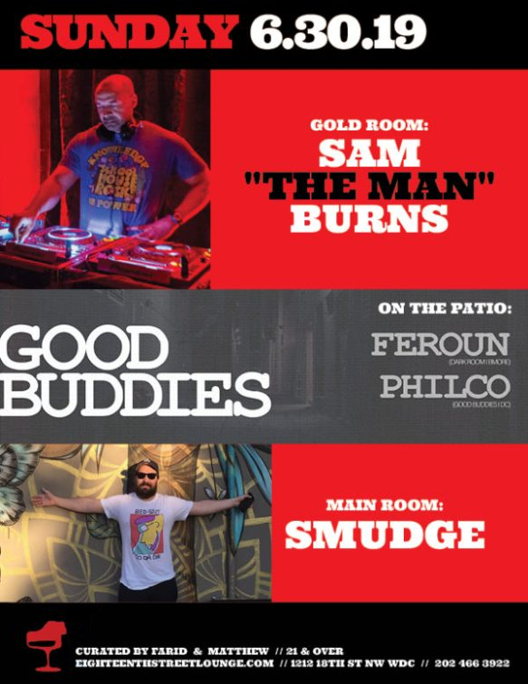 ESL Sunday with Sam Burns and Good Buddies with Feroun and Philco