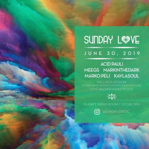 Sunday Love with Acid Pauli