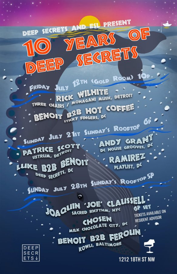10 Years of Deep Secrets