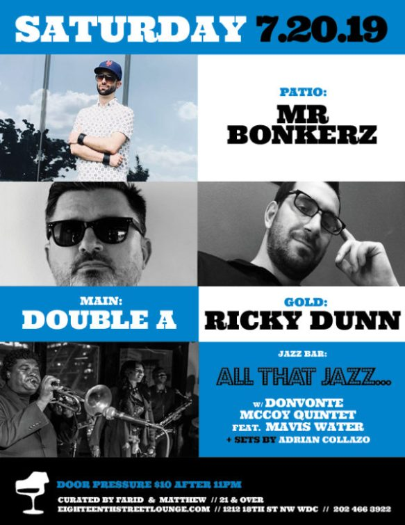 ESL Saturday Mr Bonkerz Ricky Dunn