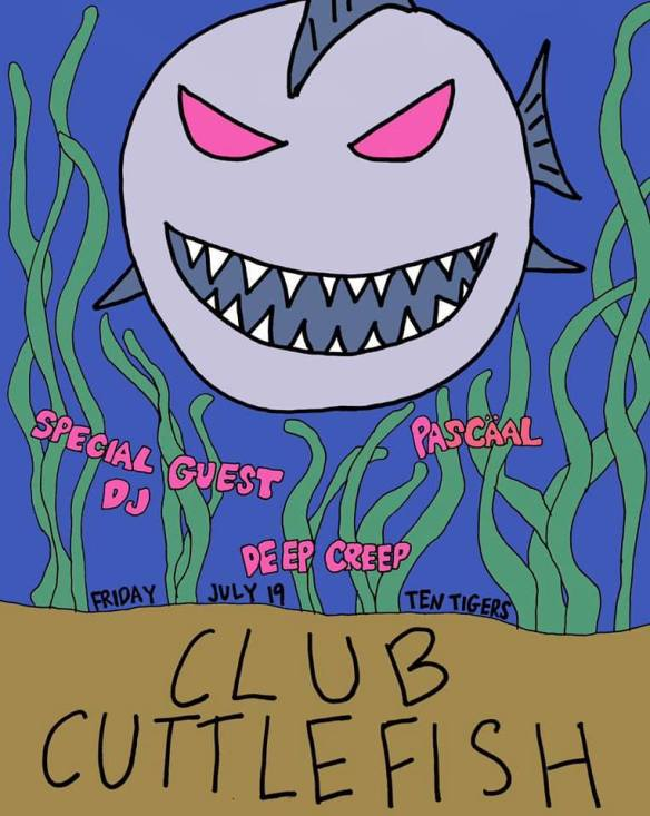 club cuttlefish deep creep