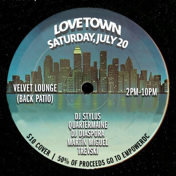 lovetown day party