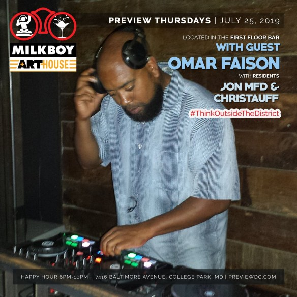 preview happy hour omar faison