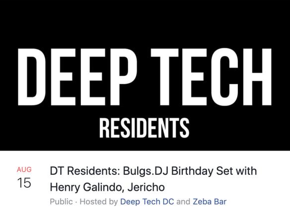 Deep Tech residents