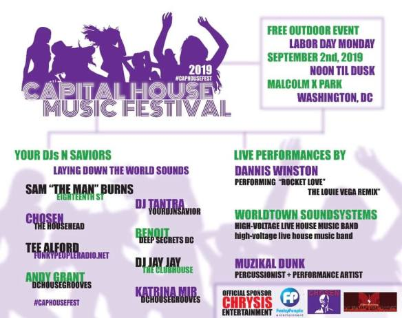 capital house music festival
