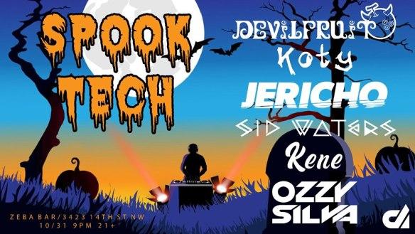 Deep Tech presents Spook Tech
