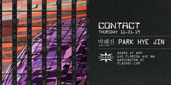 Contact Park Hye Jin