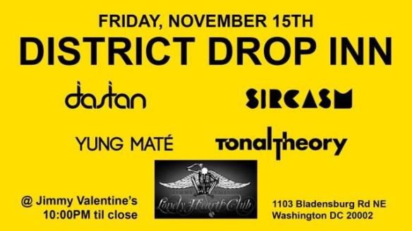 district drop inn