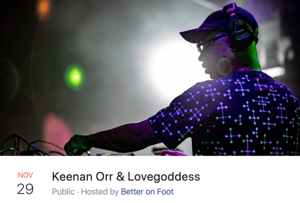 keenan orr and lovegoddess at wild days
