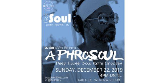 Got Soul Sunday
