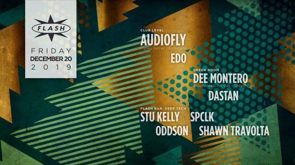 audiofly with edo at flash 12-20