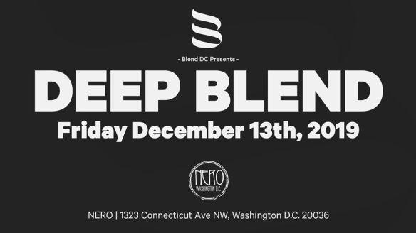 deep blend dec 13