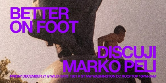 discuji and marko peli at wild days 12-27