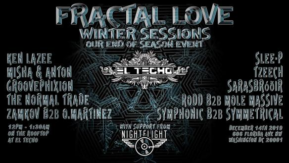 fraktal love winter sessions at el techo