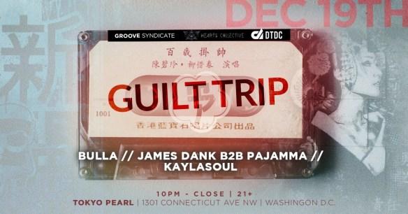 guilt trip tokyo pearl 12-19