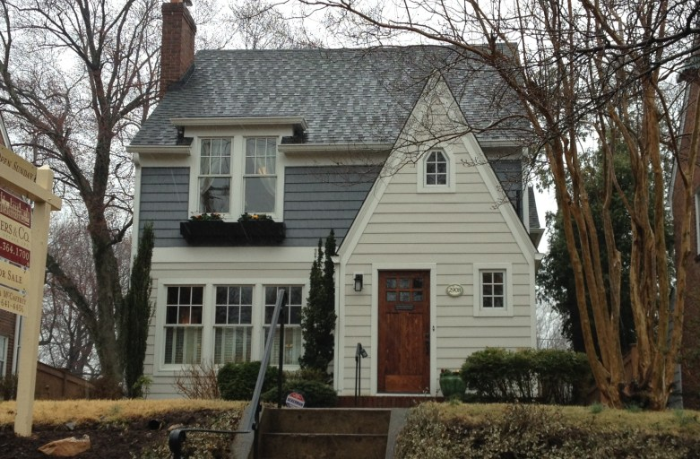 Mail-order home for sale in Chevy Chase