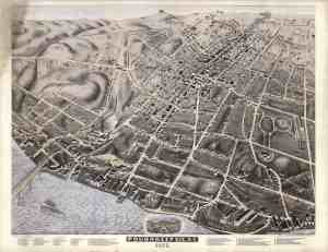 Poughkeepsie Map 1874