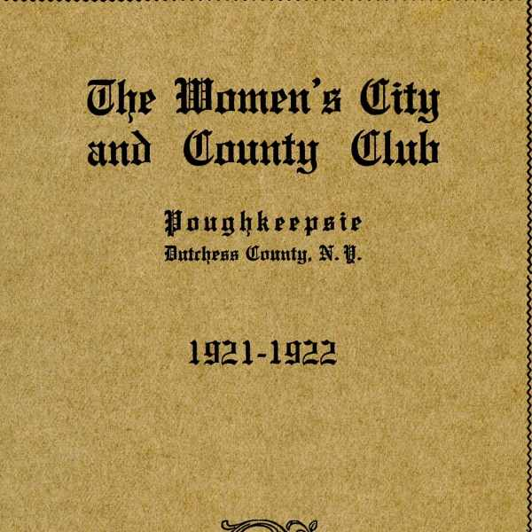 WOMEN'S CITY & COUNTY CLUB