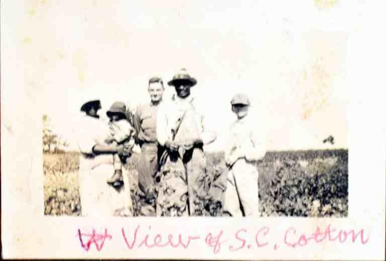 LShook South Carolina Camp