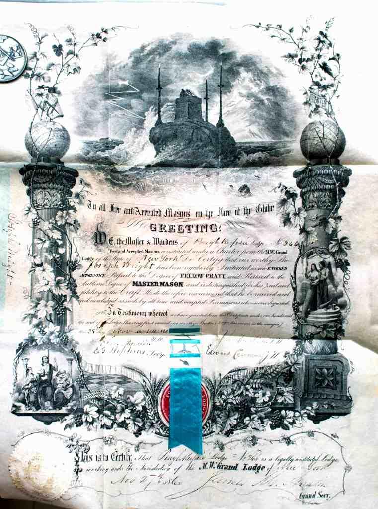 Masonic 013 1860 Wright