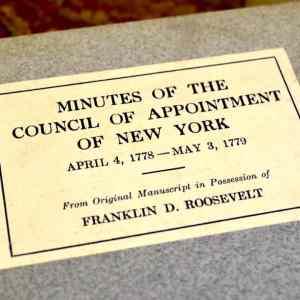 DCHS FDR Minutes