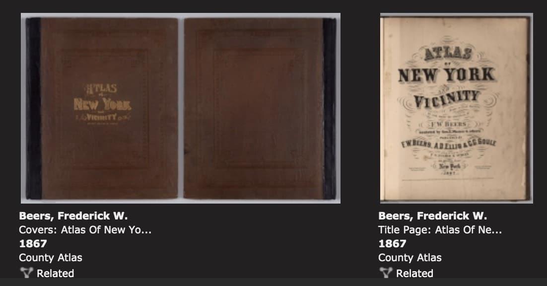 1867 Beers Atlas