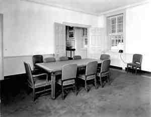 Dutchess Room From FDRr
