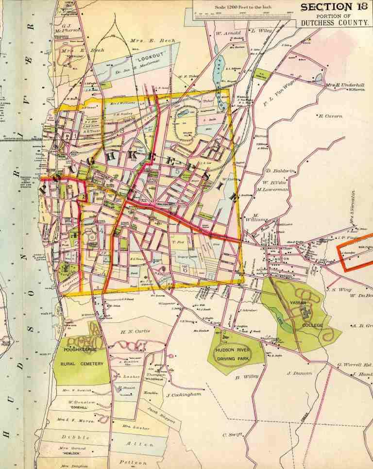 Poughkeepsie 1891
